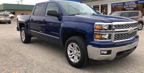 2014 Chevrolet Silverado 1500 for sale at Perrys Certified Auto Exchange in Washington IN