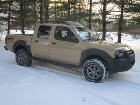 2001 Nissan Frontier for sale at Longs Automobile Emporium Inc in Atwater OH