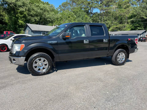 2010 Ford F-150 for sale at Adairsville Auto Mart in Plainville GA