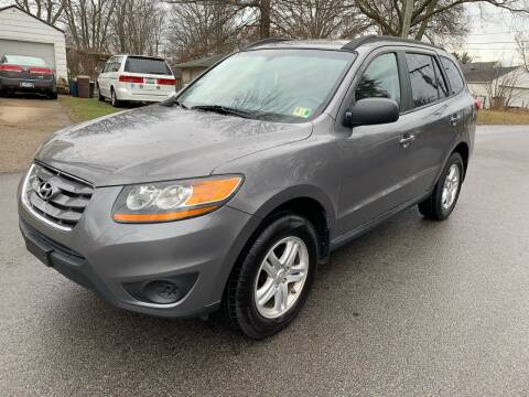 2010 Hyundai Santa Fe for sale at Via Roma Auto Sales in Columbus OH