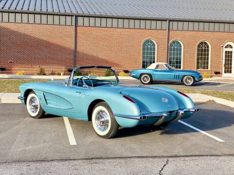 1959 Chevrolet Corvette for sale at All Collector Autos LLC in Bedford PA