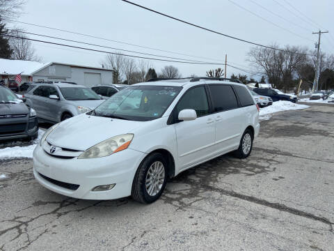 2008 Toyota Sienna for sale at US5 Auto Sales in Shippensburg PA