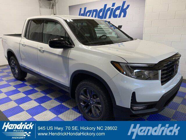 2021 Honda Ridgeline for sale in Hickory, NC