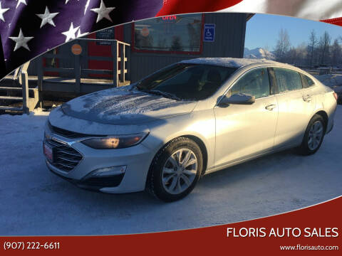 2019 Chevrolet Malibu for sale at FLORIS AUTO SALES in Anchorage AK