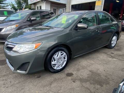 2012 Toyota Camry for sale at White River Auto Sales in New Rochelle NY