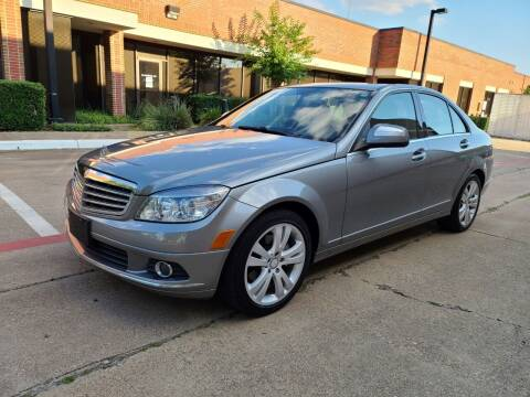 2008 Mercedes-Benz C-Class for sale at DFW Autohaus in Dallas TX
