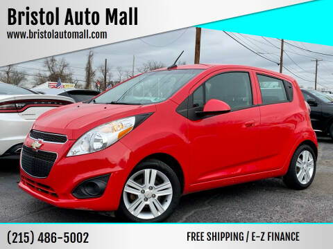 2014 Chevrolet Spark for sale at Bristol Auto Mall in Levittown PA