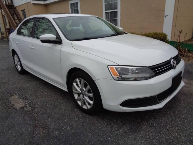 2014 Volkswagen Jetta for sale at Liberty Motors in Chesapeake VA