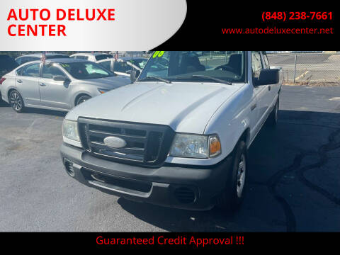 2008 Ford Ranger for sale at AUTO DELUXE CENTER in Toms River NJ