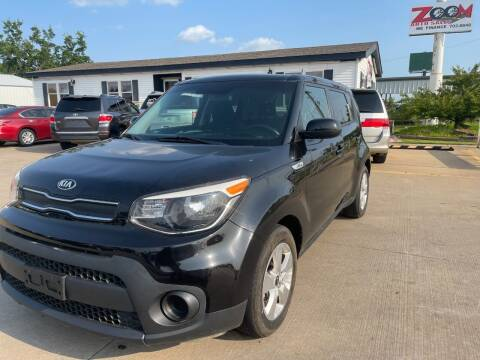 2018 Kia Soul for sale at Zoom Auto Sales in Oklahoma City OK