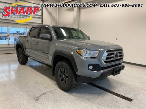 2021 Toyota Tacoma for sale at Sharp Automotive in Watertown SD