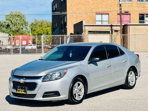 2015 Chevrolet Malibu for sale at ARCH AUTO SALES in Saint Louis MO