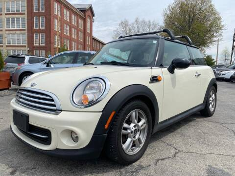 2012 MINI Cooper Hardtop for sale at Mass Auto Exchange in Framingham MA