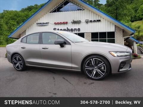 2020 Volvo S60 for sale at Stephens Auto Center of Beckley in Beckley WV