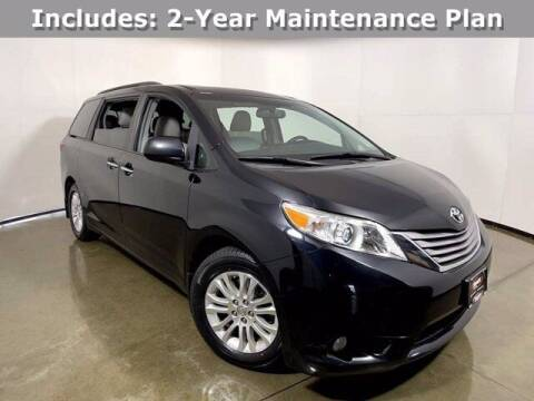 2016 Toyota Sienna for sale at Smart Motors in Madison WI