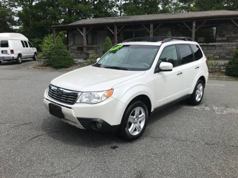 2010 Subaru Forester for sale at Highland Auto Sales in Boone NC
