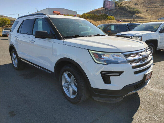 2018 Ford Explorer for sale at Guy Strohmeiers Auto Center in Lakeport CA