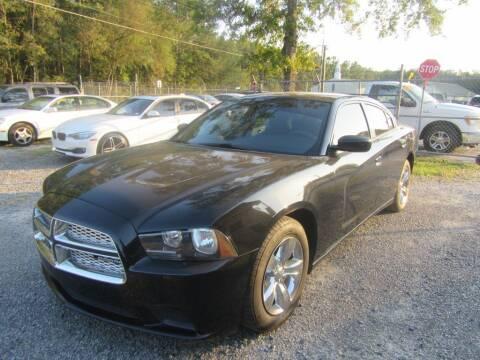 2012 Dodge Charger for sale at Bullet Motors Charleston Area in Summerville SC