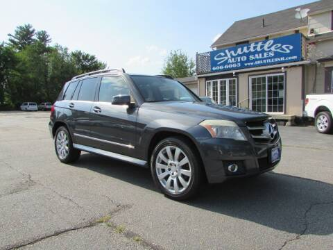 2010 Mercedes-Benz GLK for sale at Shuttles Auto Sales LLC in Hooksett NH