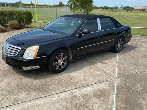 2007 Cadillac DTS for sale at M A Affordable Motors in Baytown TX
