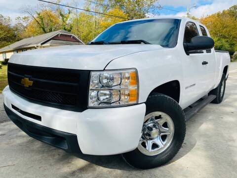 2012 Chevrolet Silverado 1500 for sale at Cobb Luxury Cars in Marietta GA