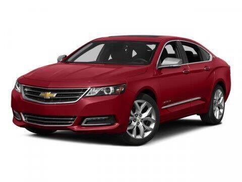 2015 Chevrolet Impala for sale at Strosnider Chevrolet in Hopewell VA