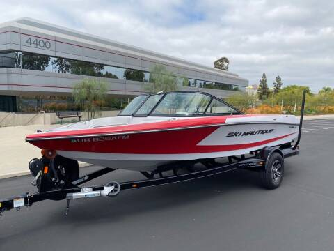 2014 Correct Craft Ski Nautique200 Open Bow for sale at CAS in San Diego CA
