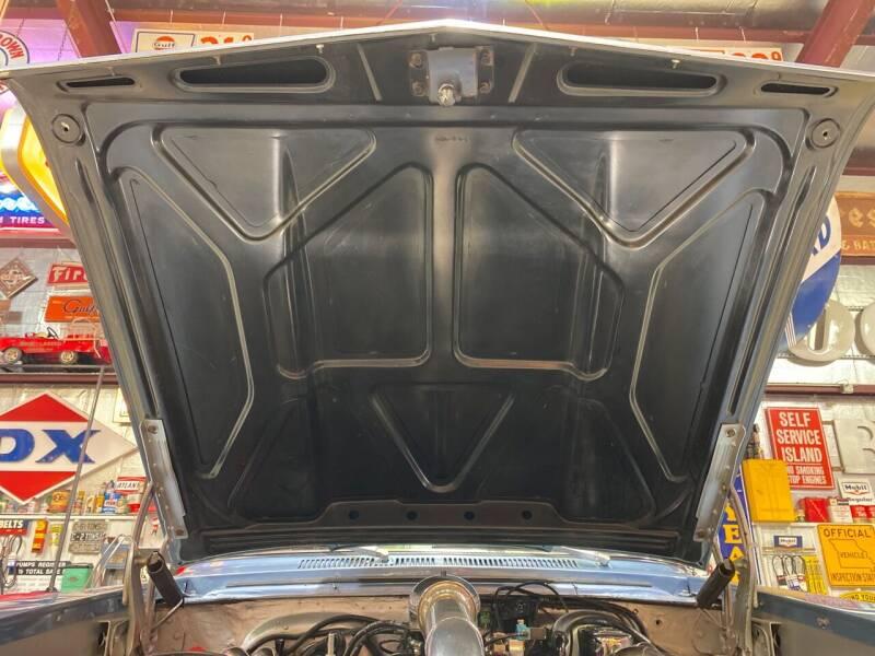 1966 Chevrolet Nova Twin Turbo - Treynor IA