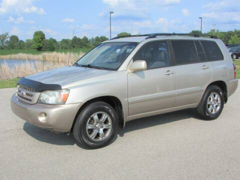 2006 Toyota Highlander for sale at 42 Automotive in Delaware OH