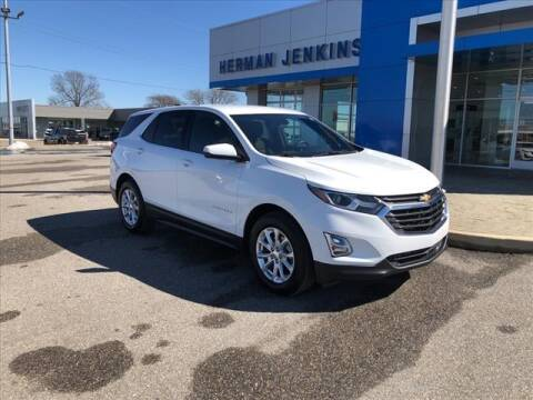 2019 Chevrolet Equinox for sale at Herman Jenkins Used Cars in Union City TN