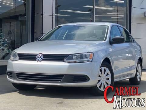 2012 Volkswagen Jetta for sale at Carmel Motors in Indianapolis IN