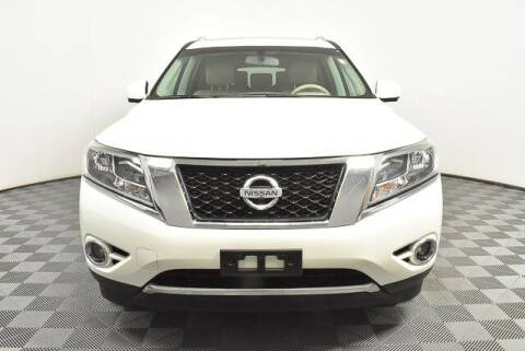 2015 Nissan Pathfinder for sale at Southern Auto Solutions - Georgia Car Finder - Southern Auto Solutions-Jim Ellis Hyundai in Marietta GA