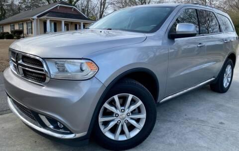 2015 Dodge Durango for sale at E-Z Auto Finance in Marietta GA