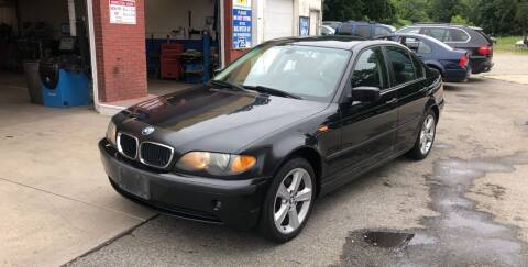 2005 BMW 3 Series for sale at Barga Motors in Tewksbury MA