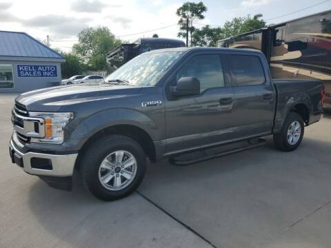 2019 Ford F-150 for sale at Kell Auto Sales, Inc - Grace Street in Wichita Falls TX