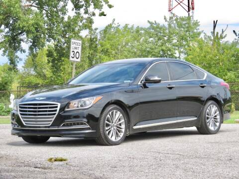 2015 Hyundai Genesis for sale at Tonys Pre Owned Auto Sales in Kokomo IN