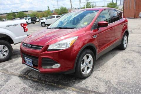 2013 Ford Escape for sale at BROADWAY FORD TRUCK SALES in Saint Louis MO