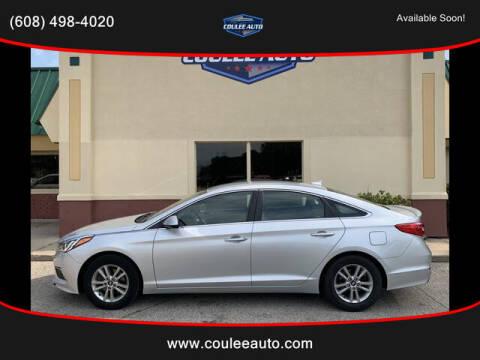 2017 Hyundai Sonata for sale at Coulee Auto in La Crosse WI
