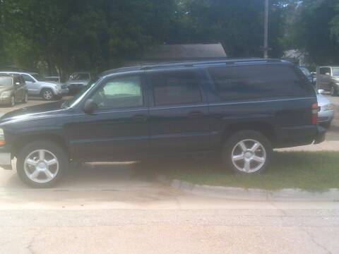 2006 Chevrolet Suburban for sale at D & D Auto Sales in Topeka KS