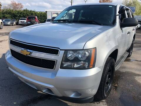 2014 Chevrolet Tahoe for sale at Atlantic Auto Sales in Garner NC