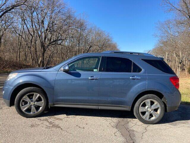 2011 Chevrolet Equinox for sale at Varco Motors LLC - Inventory in Denison KS