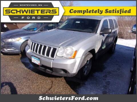 2008 Jeep Grand Cherokee for sale at Schwieters Ford of Montevideo in Montevideo MN