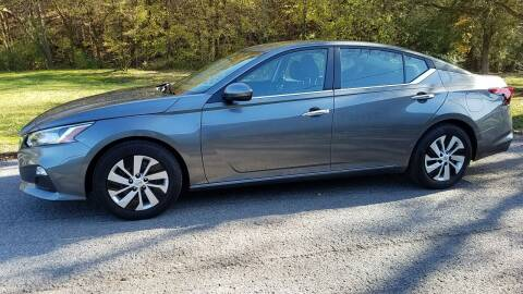 2020 Nissan Altima for sale at G T Auto Group in Goodlettsville TN