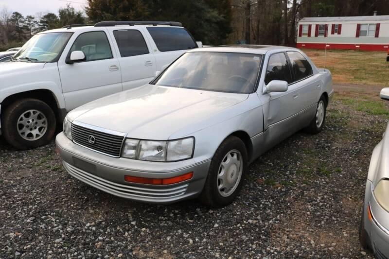 1993 Lexus LS 400 for sale in Gaffney, SC