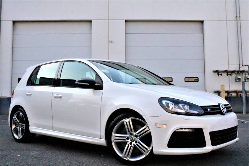 2012 Volkswagen Golf R for sale at Chantilly Auto Sales in Chantilly VA