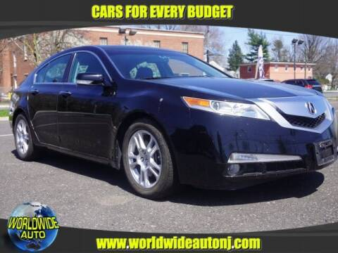 2010 Acura TL for sale at Worldwide Auto in Hamilton NJ