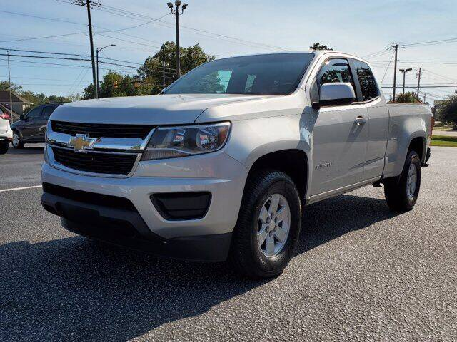 2017 Chevrolet Colorado for sale at Gentry & Ware Motor Co. in Opelika AL