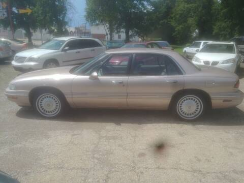 1998 Buick LeSabre for sale at D & D Auto Sales in Topeka KS