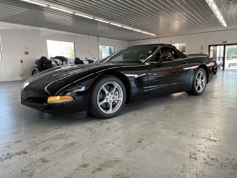 2004 Chevrolet Corvette for sale at Stakes Auto Sales in Fayetteville PA