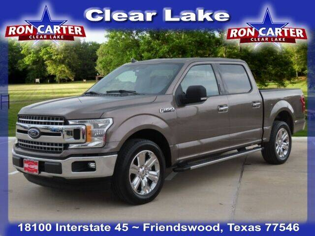 2019 Ford F-150 for sale in Houston, TX